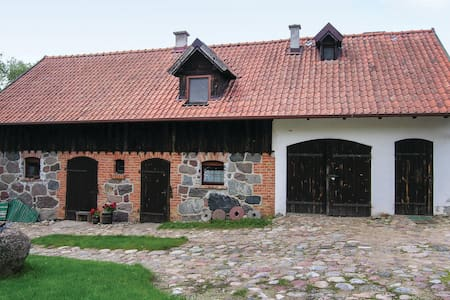 Holiday cottage with 4 bedrooms on 150m² in Orzysz