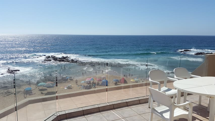 Beautiful beachfront apartment - Dolphin Coast - Lejlighed