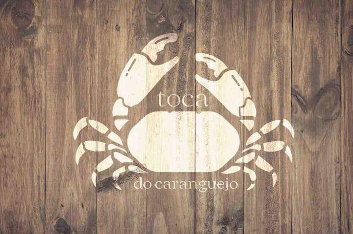 Toca do Caranguejo - 100m da Praia do Patacho