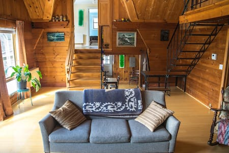 The Green Mountain Chalet - Fairlee - Haus