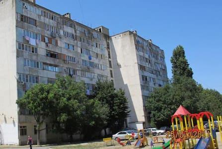 A small apartment close to the local beach - Anapa - Leilighet