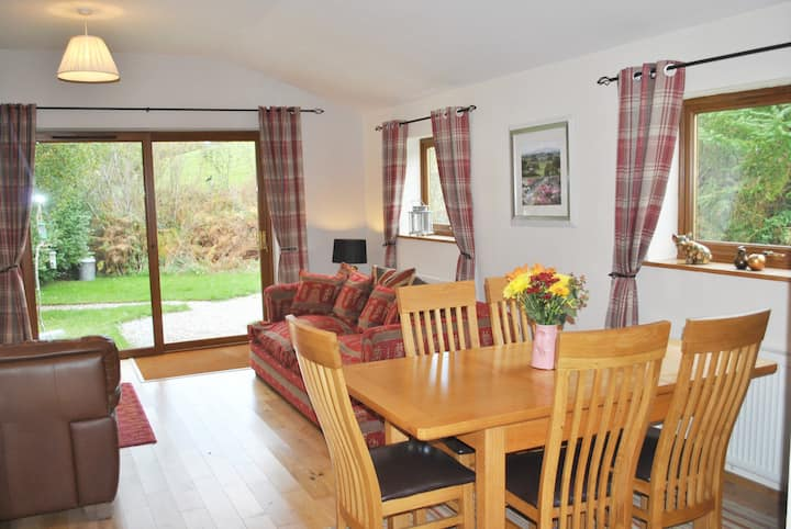 Cosy Dartmoor Lodge - The Perfect Escape