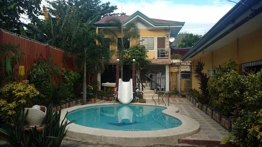 Spacious, clean apartment (Studio Unit) - City of Naga - Flat