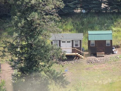 Idaho Wilderness Gateway Cabin