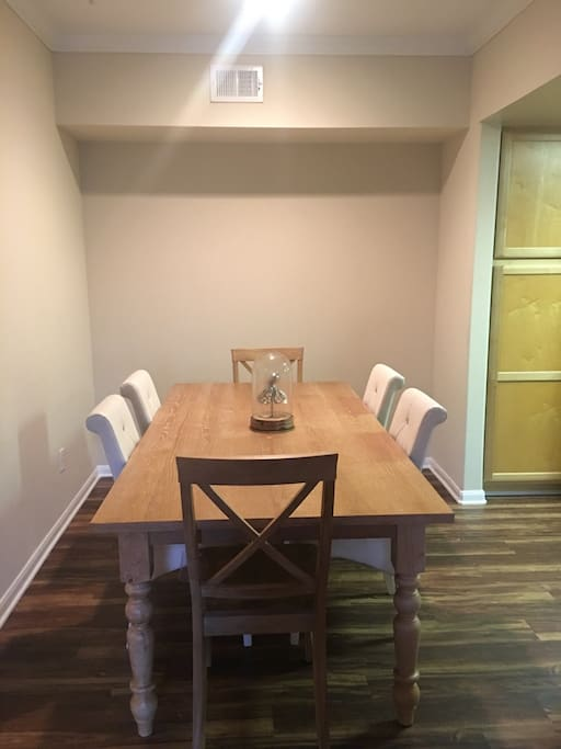 Another View of the dinning room.