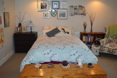 Bright and cozy studio apartment - Exeter - Pis