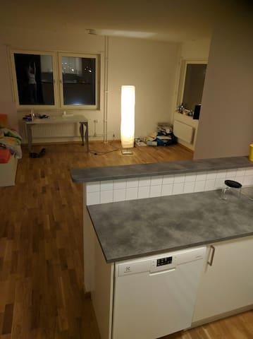 Central Norrköping (living room) - Norrköping