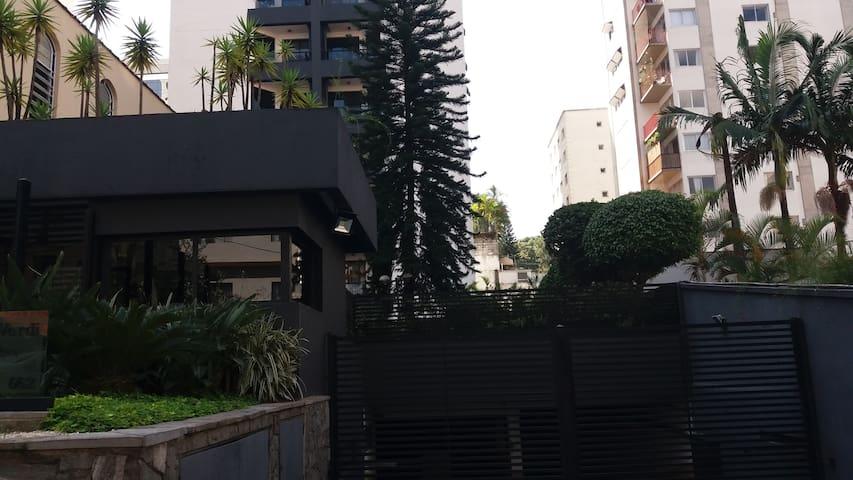 Apartamento na Vila Madalena