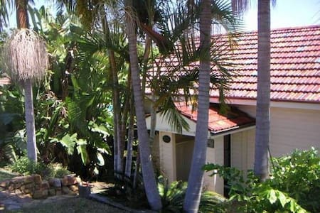 Palm Cottage - Pet Friendly Coastal Accomodation - Nambucca Heads - Casa