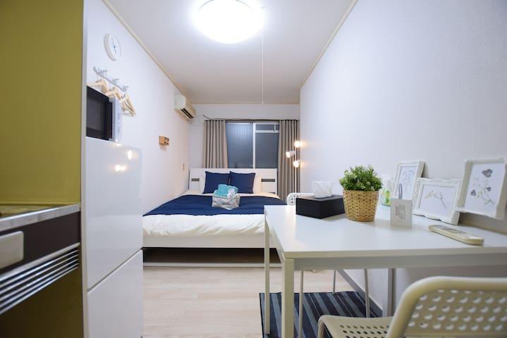 10min to Dotonbori!Cozy room! TS-203