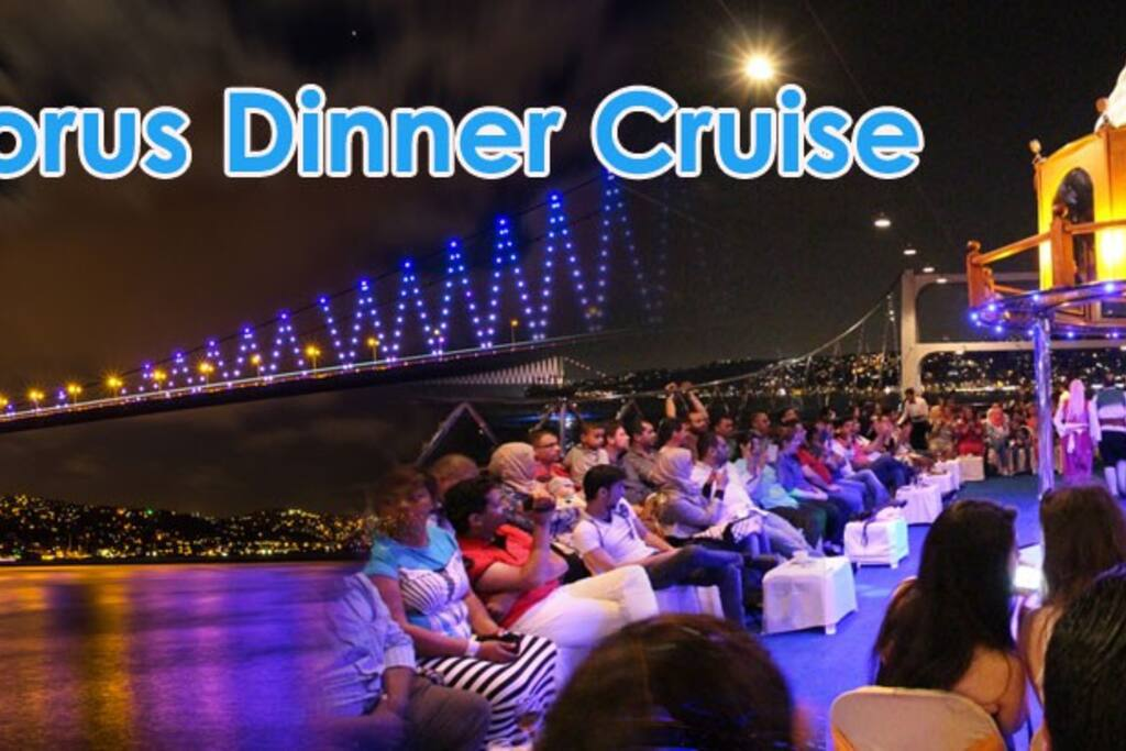 #Bosphorus Dinner Cruise