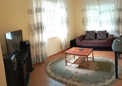 Lilongwe, Area 43,  Self catering Apartment.