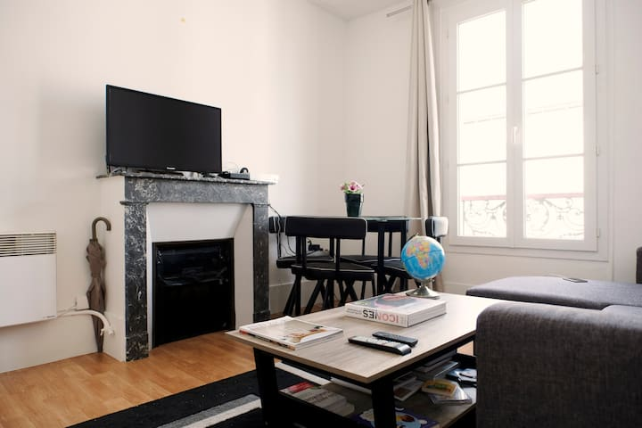 Eiffel Tower Cosy apartment
