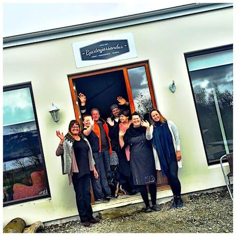 Bjarteyjarsandur Farm - Reykjavík - Hostel