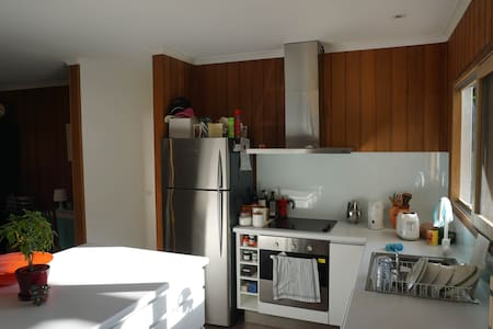 Family and dog friendly beach house - Somers - Haus