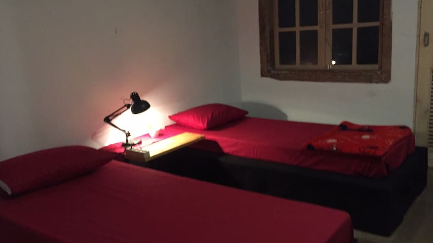 Dormitory Room at Vermisse Hostel in Sukabumi