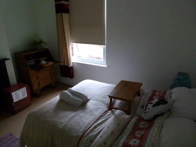 Light Double Room : Greystones