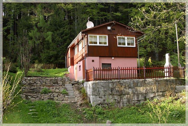 Krásná chata v Krásné - Krásná