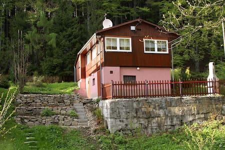 Krásná chata v Krásné - Krásná - Cabana