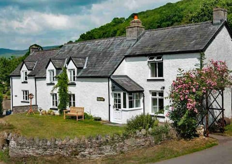 Peaceful Couples Getaway in the Brecon Beacons