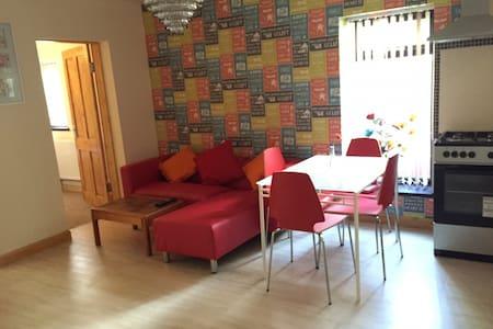 Luxury modern 2 bedroom flat - Darley Dale
