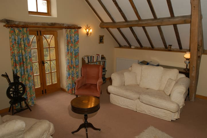 Cider Mill  Cottage, Garraway House, How Caple,HR1 - How Caple - Casa