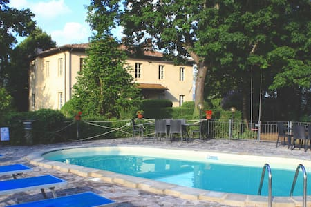 Private 1 BR on grounds of Tuscan villa - Apartment