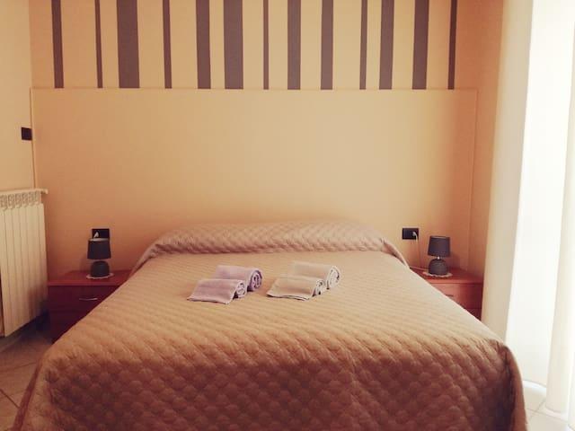 La nostra camera da letto.
