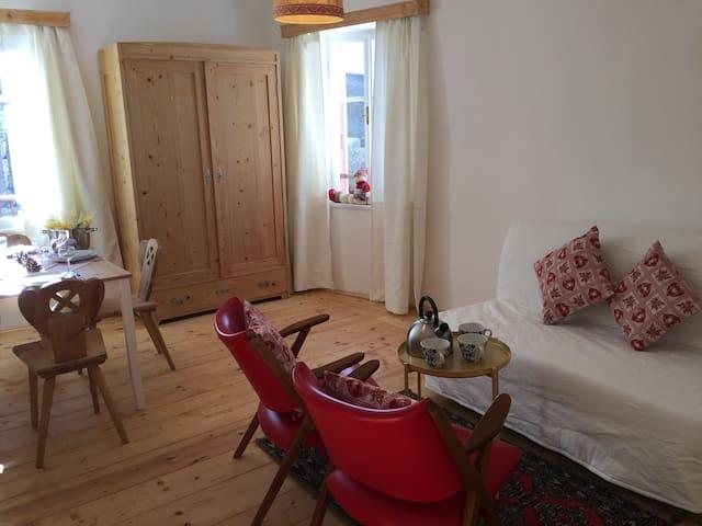 STUBE 5 - Soggiorno  -Living room