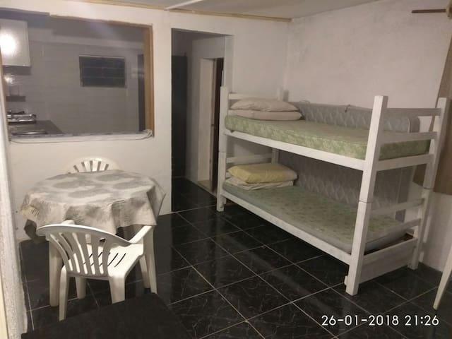 Monoambiente Ideal en Las Toscas con cocina y baño
