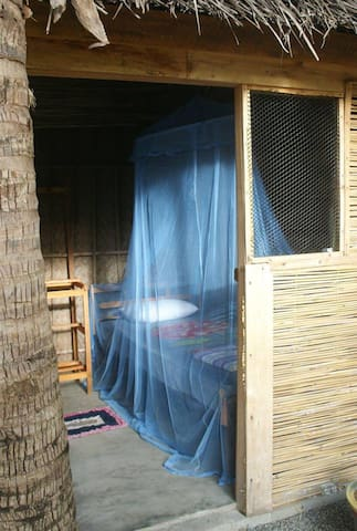 Back Packers Room - Kalpitiya - 小屋