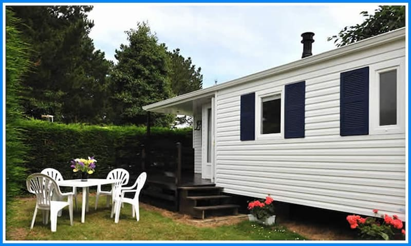 Location mobil-home en camping