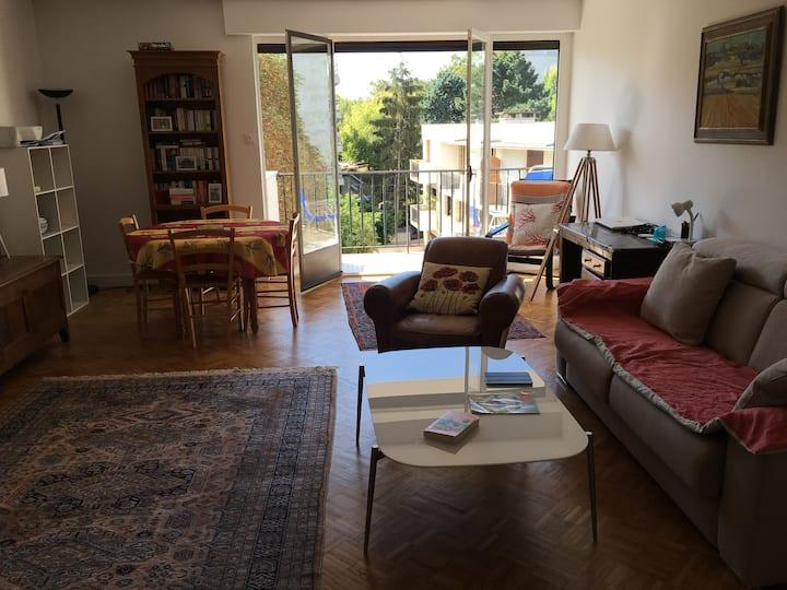 Saint Germain-en-Laye: appartement 80m2