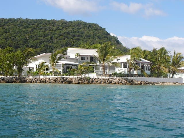 Absolute beachfront apartment - Port Vila - Appartement