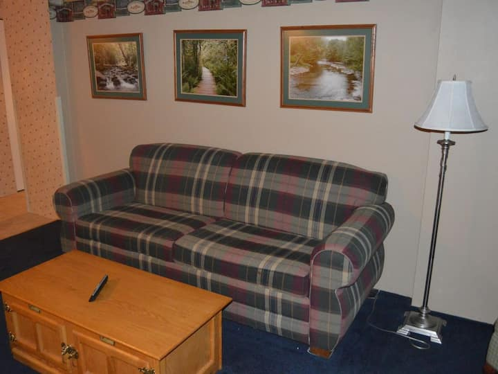 Standard 2 bdrm Condo in Silver Creek Lodge