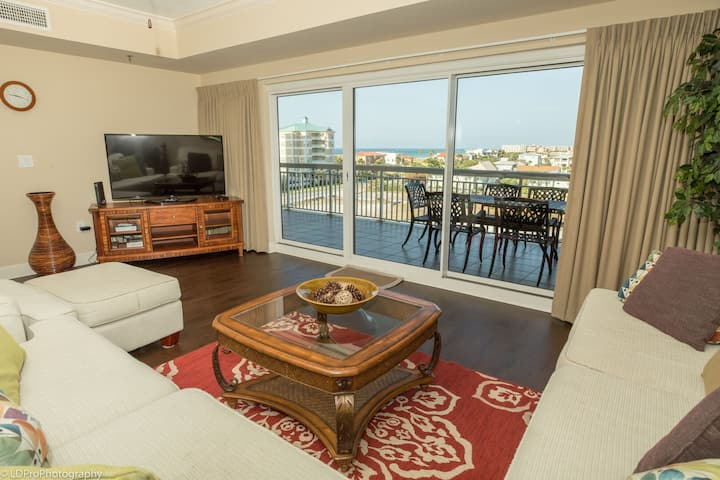 303B is 3 BR at Harbor Landing with pool and hot tub - Sleeps 6