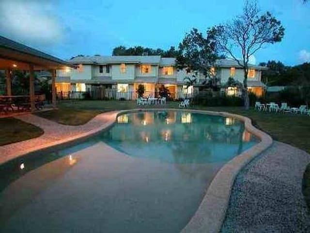 Room Double  Byron Bay with pool near beach - Byron Bay - Huoneisto