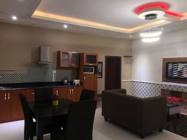 Lovely 1-bed apartments in Lekki-1