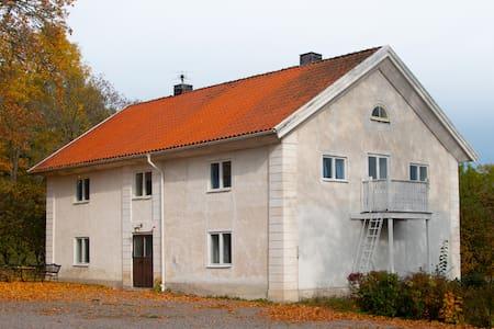 Vandrarhem på Follökna Herrgård i Södermanland