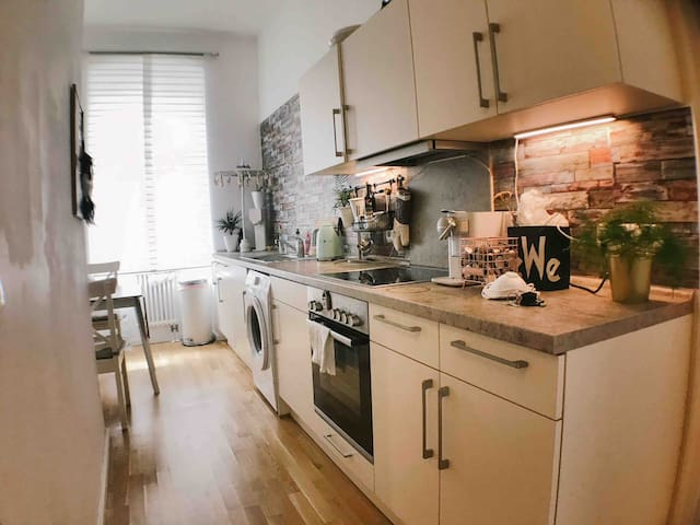 charming apartment in the heart of Prenzlberg
