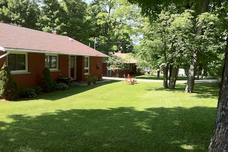 Main floor just for you or two. - Whitney
