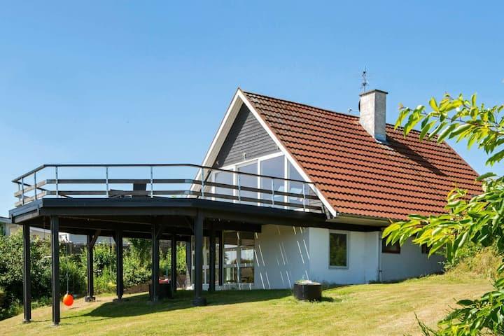 Maison de vacances spacieuse dans le Jutland, près de la mer