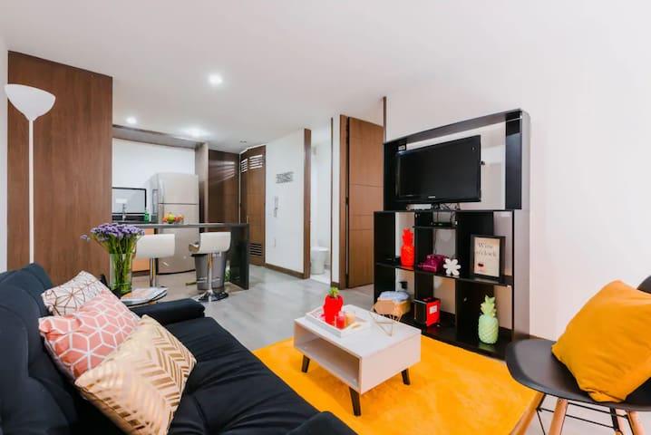 Obývačka