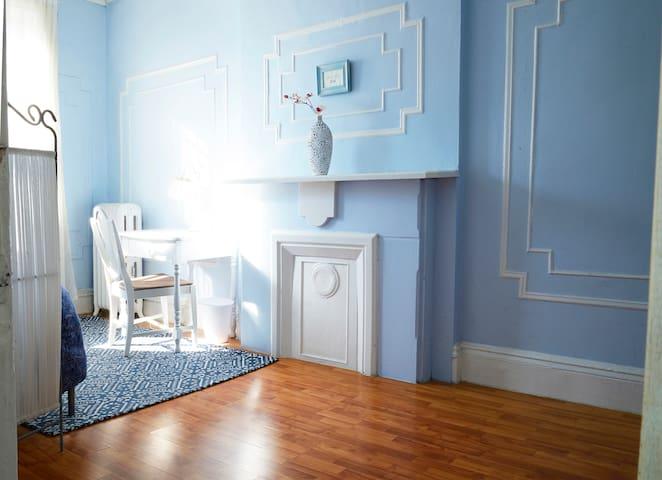 Sunny Charming Bedroom