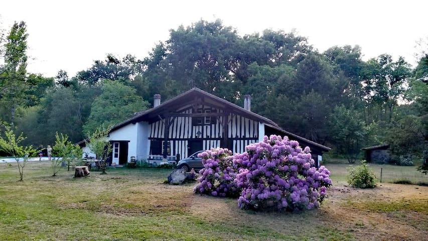 Logement entier à Vielle-Soubiran - Vielle-Soubiran