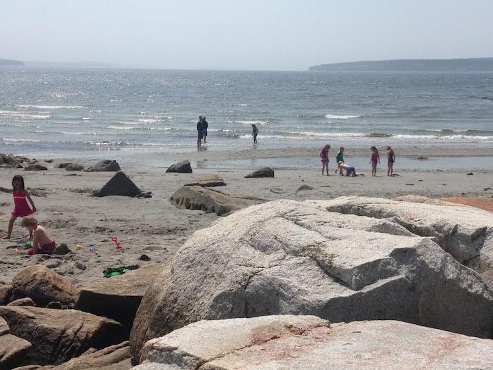 Beach, Fields & Peace