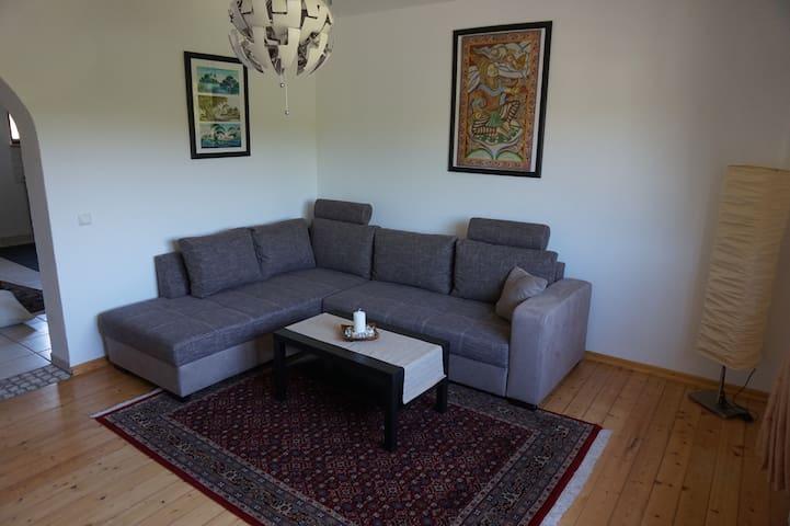 Citynahe Wohnung Festung Ehrenbreitstein 65qm - Koblenz - Apartment