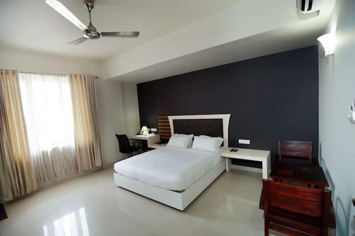 V.S Residency- Executive Bedroom Non Ac X