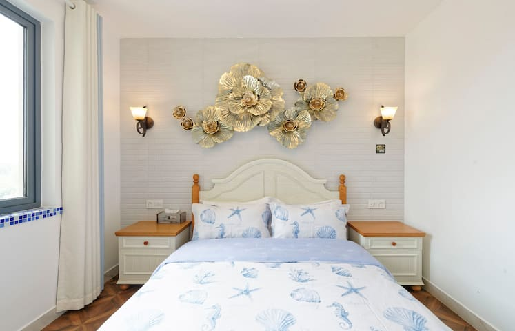 """""""蓝鲸之家""""带私人影院的地中海风情公寓"""