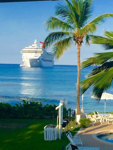 Caribbean style beach home - Джордж-Таун - Кондоминиум